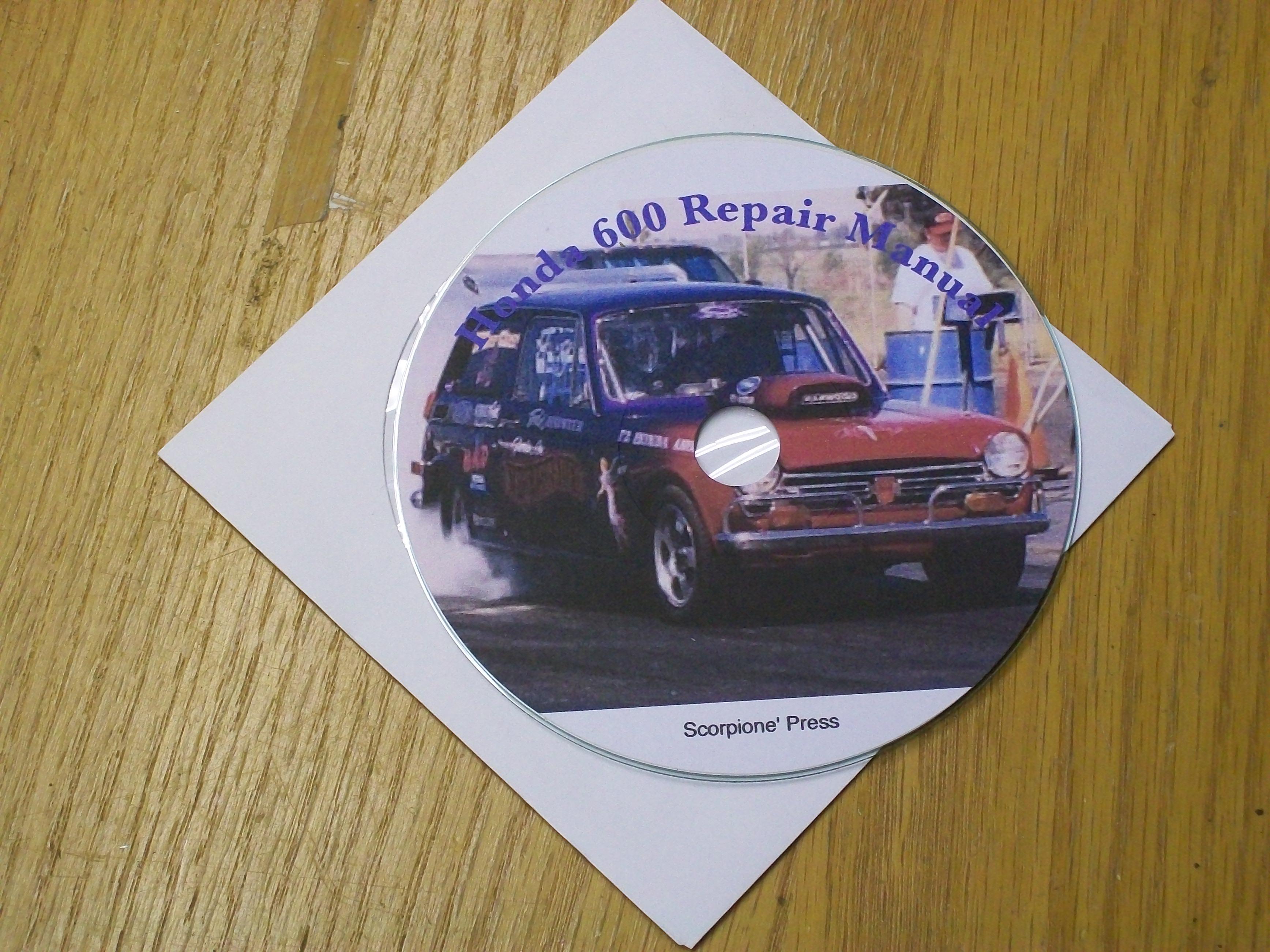 Wondrous Repair Manual Honda N600 Sedan Z600 Coupe Car Parts An600 Az600 Wiring Database Gramgelartorg