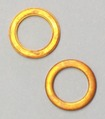 Honda Z360 Brake Banjo Washer Set