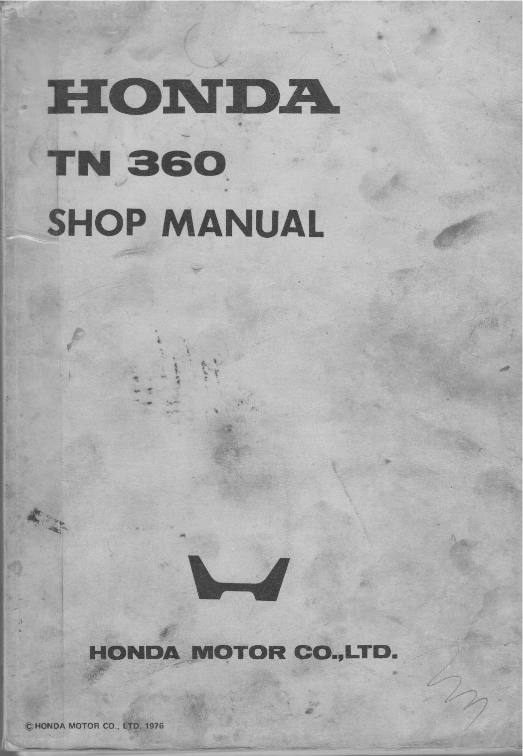 Miraculous Repair Manual Honda N600 Sedan Z600 Coupe Car Parts An600 Az600 Wiring Database Gramgelartorg