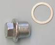 Honda Z360 Oil Drain Plug and Washer Kit