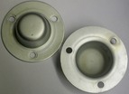 Honda Z360 Rear Wheel Bearing Cap Set