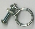 Honda N600 Sedan Z600 Coupe Reservoir and Booster Hose Clamp