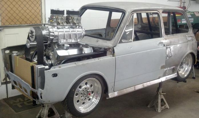 scott rhea 2 honda 600 car parts